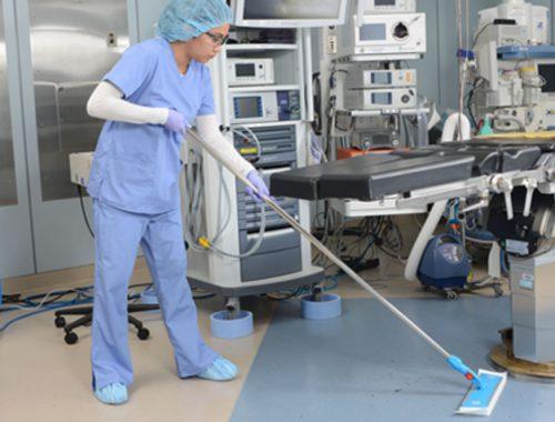 ضدعفونی سطوح بیمارستانی