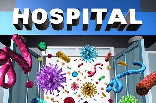 عفونت بیمارستانی و انواع آن