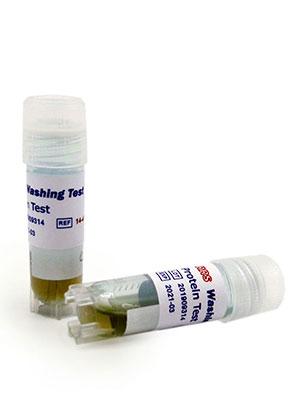 تست پروتئین یا پروتئین چک جهت تشخیص پروتئین روی ابزار پزشکی