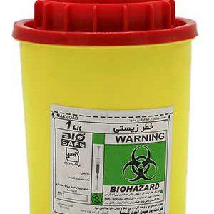 سیفتی باکس یک لیتری پارسیان ایمن کیمیا برند بایو سیف