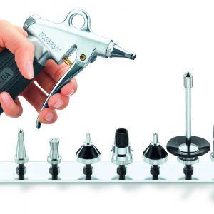 تفنگ آب و هوا جهت شستشوی ابزار پزشکی و آندوسکوپی